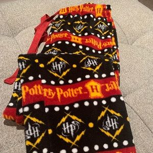 Harry Potter soft thick flannel, small